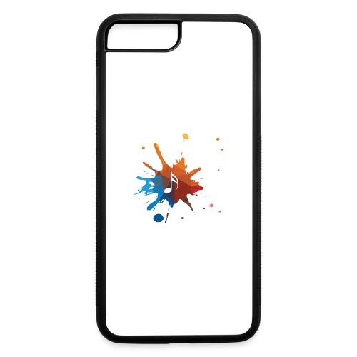 music - iPhone 7 Plus/8 Plus Rubber Case