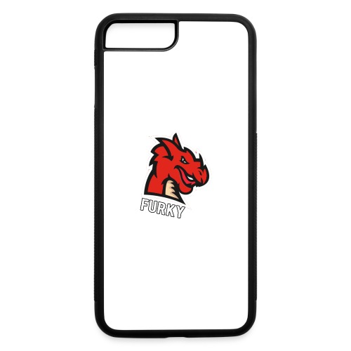 FurkyYT - iPhone 7 Plus/8 Plus Rubber Case