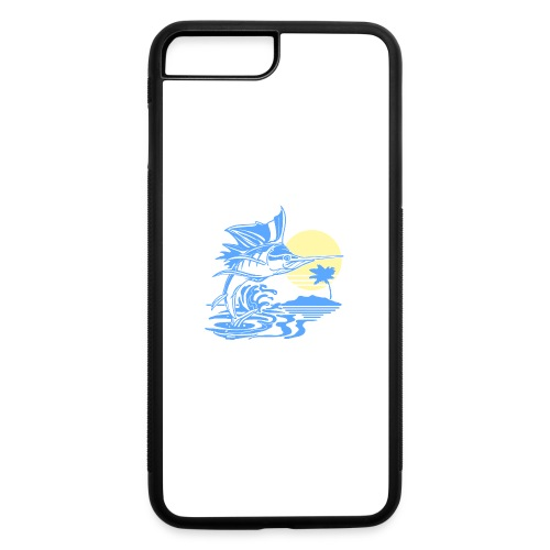 Sailfish - iPhone 7 Plus/8 Plus Rubber Case