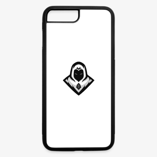 Ghost (Crao's Old Logo) - iPhone 7 Plus/8 Plus Rubber Case