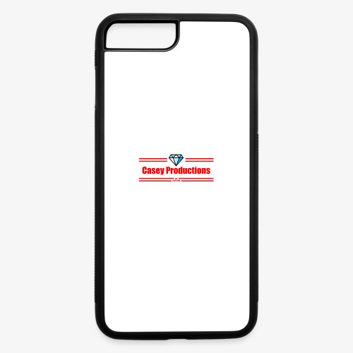 Red Casey Productions Phone Cases - iPhone 7 Plus/8 Plus Rubber Case