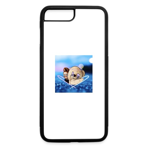 Dailyxjaylee merch - iPhone 7 Plus/8 Plus Rubber Case