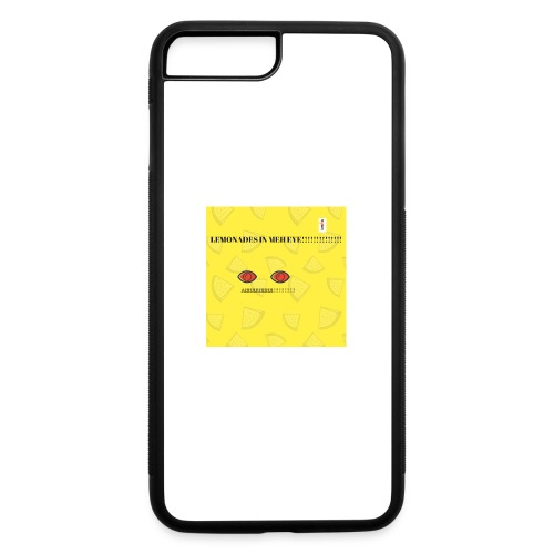 LEMONADES IN MEH EYE travel cases and accessories - iPhone 7 Plus/8 Plus Rubber Case