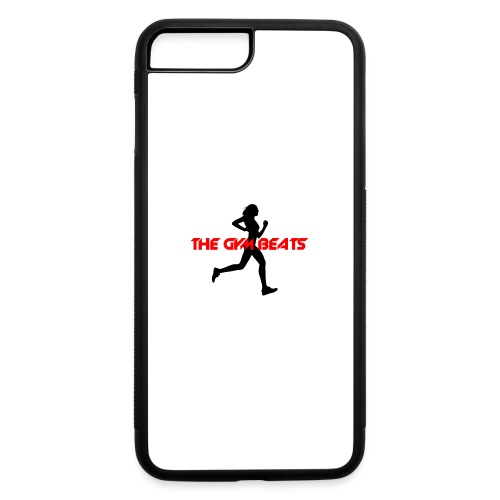 THE GYM BEATS - Music for Sports - iPhone 7 Plus/8 Plus Rubber Case