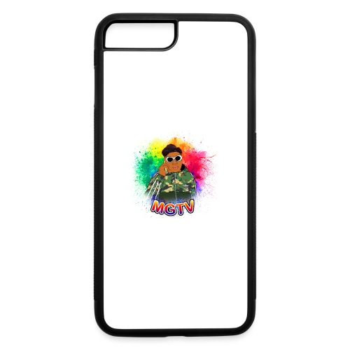 NEW MGTV Clout Shirts - iPhone 7 Plus/8 Plus Rubber Case