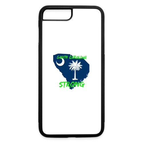 South Carolina - iPhone 7 Plus/8 Plus Rubber Case