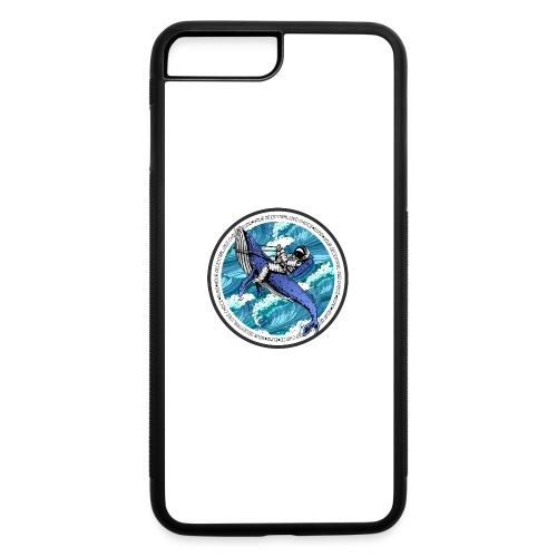 Astronaut Whale - iPhone 7 Plus/8 Plus Rubber Case
