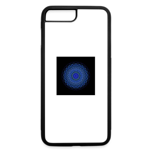 Controlled Chaos - iPhone 7 Plus/8 Plus Rubber Case