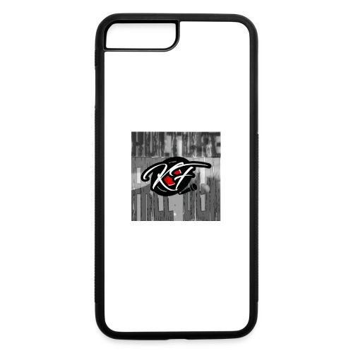 KulturefreeDem Logo Merch Design - iPhone 7 Plus/8 Plus Rubber Case