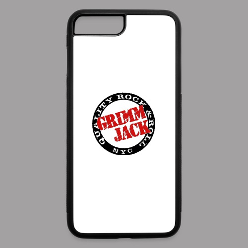 RedBlack Quality - iPhone 7 Plus/8 Plus Rubber Case
