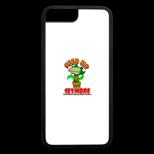 FEED ME SEYMORE - iPhone 7 Plus/8 Plus Rubber Case