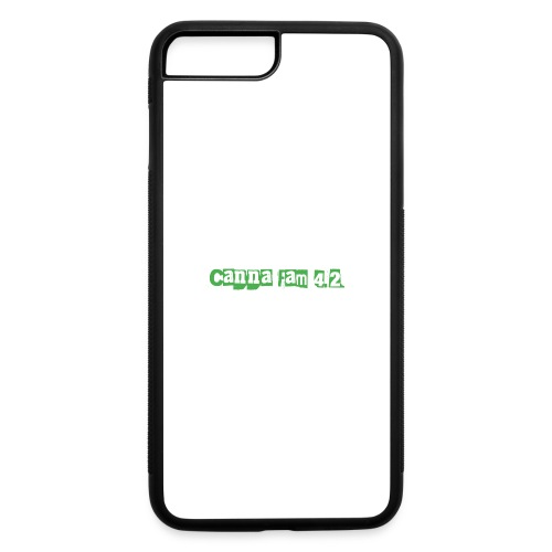 Canna fam 4.2 - iPhone 7 Plus/8 Plus Rubber Case
