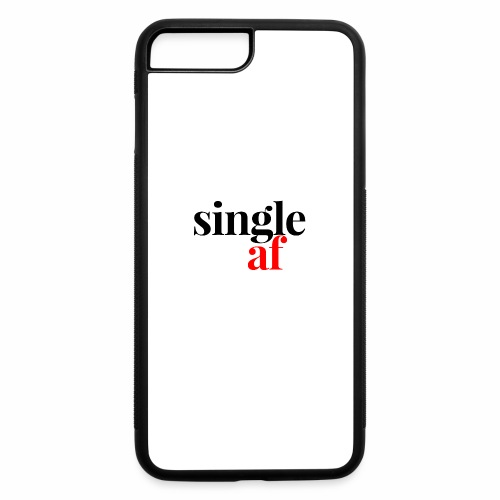 SINGLE AF - iPhone 7 Plus/8 Plus Rubber Case