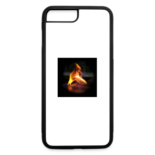 FireZoo T-Shirt - Let the heat be on - iPhone 7 Plus/8 Plus Rubber Case