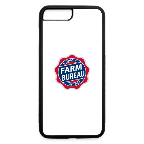 Color Logo - iPhone 7 Plus/8 Plus Rubber Case