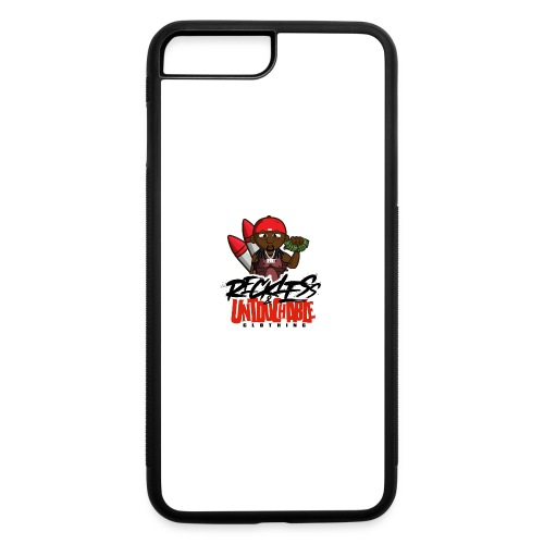 Reckless and Untouchable_1 - iPhone 7 Plus/8 Plus Rubber Case