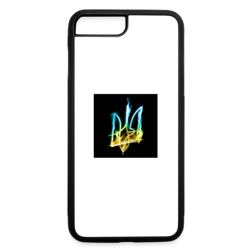 Burning Trident for button pins - iPhone 7 Plus/8 Plus Rubber Case