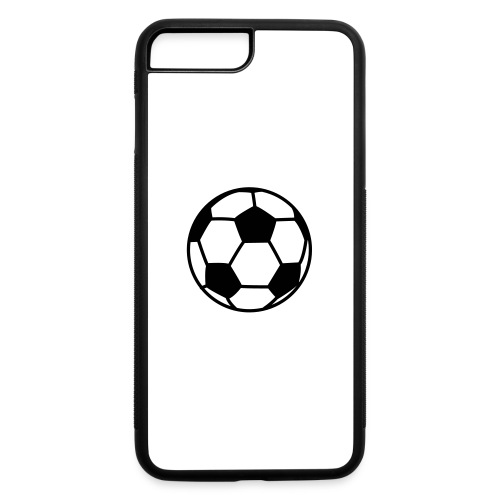 custom soccer ball team - iPhone 7 Plus/8 Plus Rubber Case