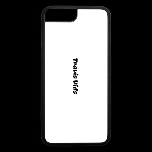 White shirt - iPhone 7 Plus/8 Plus Rubber Case