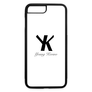 Young Kevino Official Logo (Black) - iPhone 7 Plus/8 Plus Rubber Case