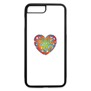 Summer Of Love - iPhone 7 Plus Rubber Case