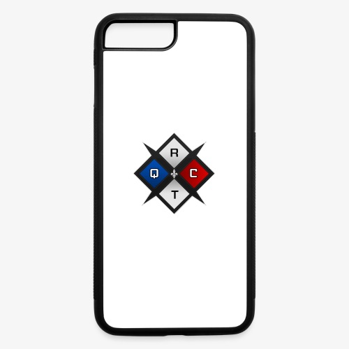 RTQC Logo - iPhone 7 Plus/8 Plus Rubber Case