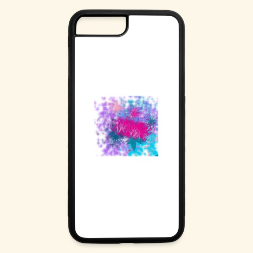 Abstract - iPhone 7 Plus/8 Plus Rubber Case
