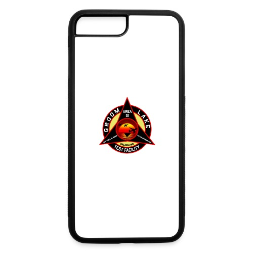 THE AREA 51 RIDER CUSTOM DESIGN - iPhone 7 Plus/8 Plus Rubber Case
