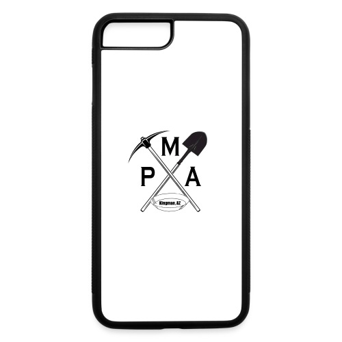 MPA 1 - iPhone 7 Plus/8 Plus Rubber Case