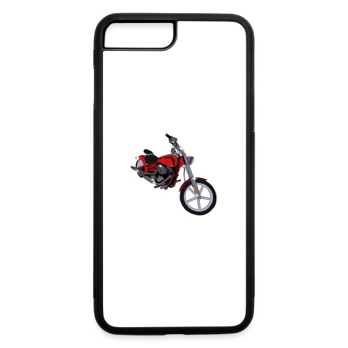 Motorcycle red - iPhone 7 Plus/8 Plus Rubber Case