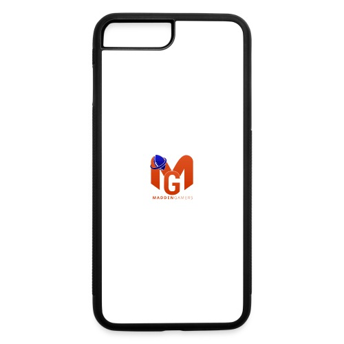MaddenGamers MG Logo - iPhone 7 Plus/8 Plus Rubber Case