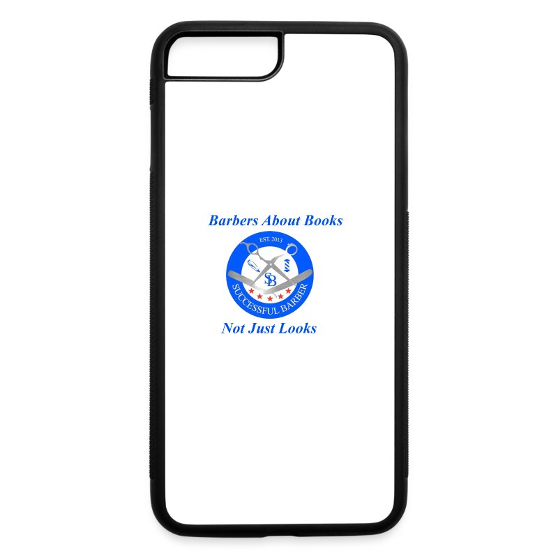 BarberShop Books - iPhone 7 Plus/8 Plus Rubber Case