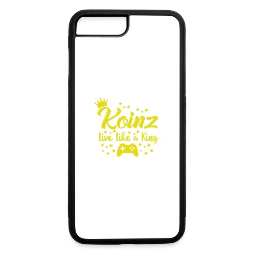 Live Like A King - iPhone 7 Plus/8 Plus Rubber Case
