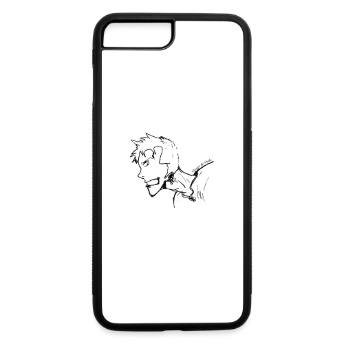 Design by Daka - iPhone 7 Plus/8 Plus Rubber Case