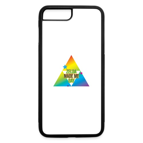 Zelda Made Me Gay - iPhone 7 Plus/8 Plus Rubber Case