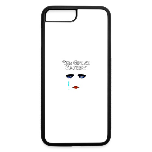 girlyteegraphic - iPhone 7 Plus/8 Plus Rubber Case