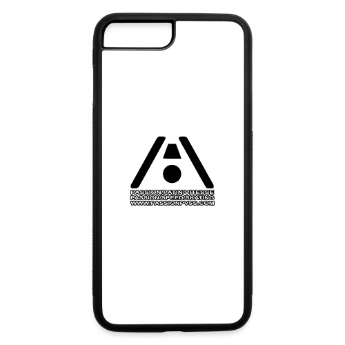 Passion / Skate / Speed - Passion / Speed / Skating - iPhone 7 Plus/8 Plus Rubber Case