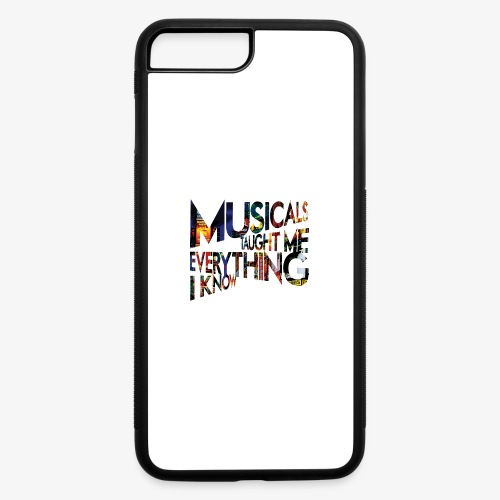 MTMEIK Broadway - iPhone 7 Plus/8 Plus Rubber Case