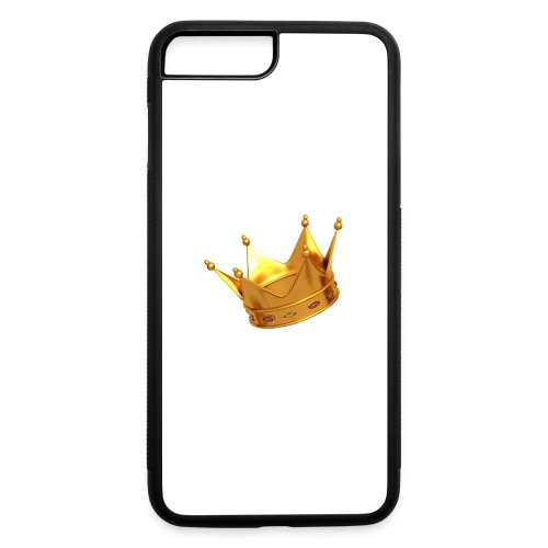 Crown - iPhone 7 Plus/8 Plus Rubber Case