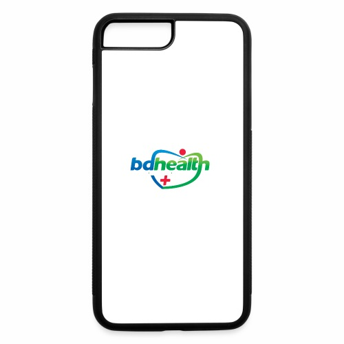 Health care / Medical Care/ Health Art - iPhone 7 Plus/8 Plus Rubber Case