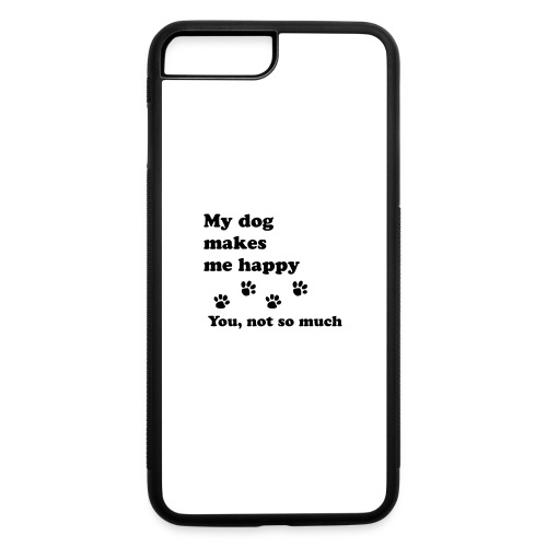 love dog 2 - iPhone 7 Plus/8 Plus Rubber Case