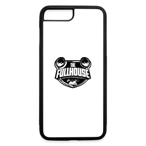 iPad 2/3 Case With Black/White FHE Logo - iPhone 7 Plus/8 Plus Rubber Case