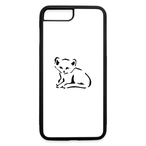 Kitty Cat - iPhone 7 Plus/8 Plus Rubber Case