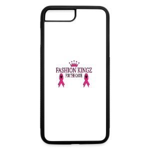 Fashion Kingz Clothing T Cancer For The Cause Iphone 7 Plus 8 Rubber