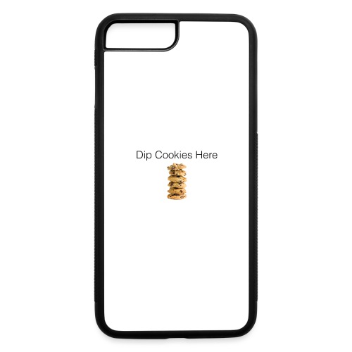 Dip Cookies Here mug - iPhone 7 Plus/8 Plus Rubber Case