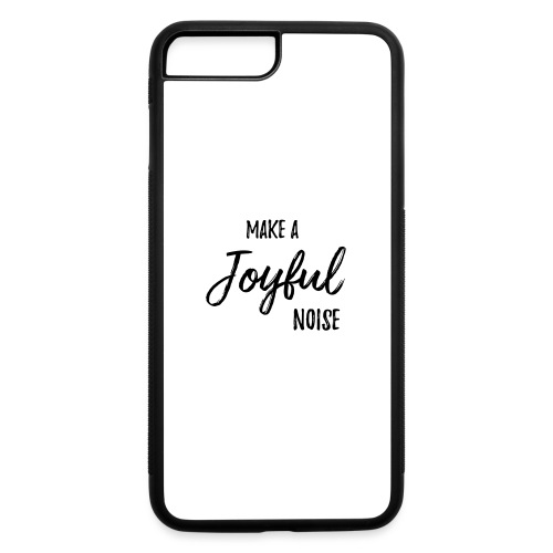 joyfulnoise2 - iPhone 7 Plus/8 Plus Rubber Case