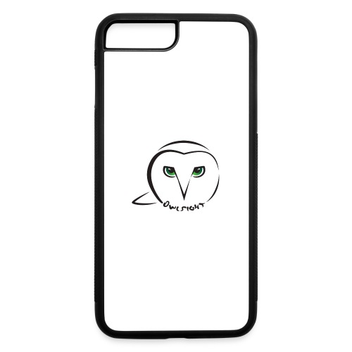 Owlsight - iPhone 7 Plus/8 Plus Rubber Case
