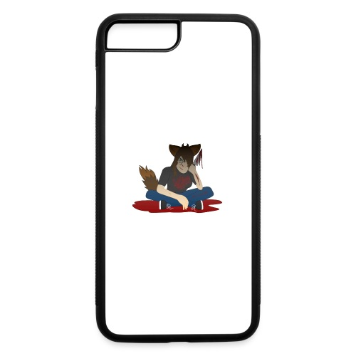 KR ASMR Murderer Kiba - iPhone 7 Plus/8 Plus Rubber Case