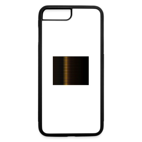 Gold Color Best Merch ExtremeRapp - iPhone 7 Plus/8 Plus Rubber Case