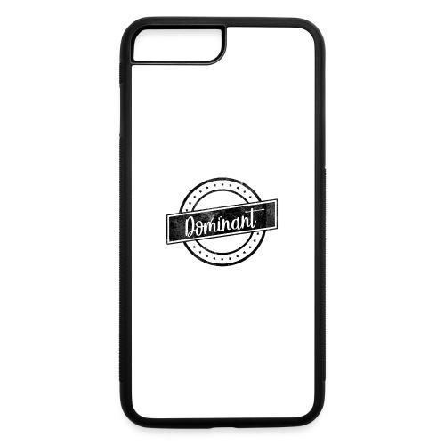 Dominant Retro Phone Cases - iPhone 7 Plus/8 Plus Rubber Case